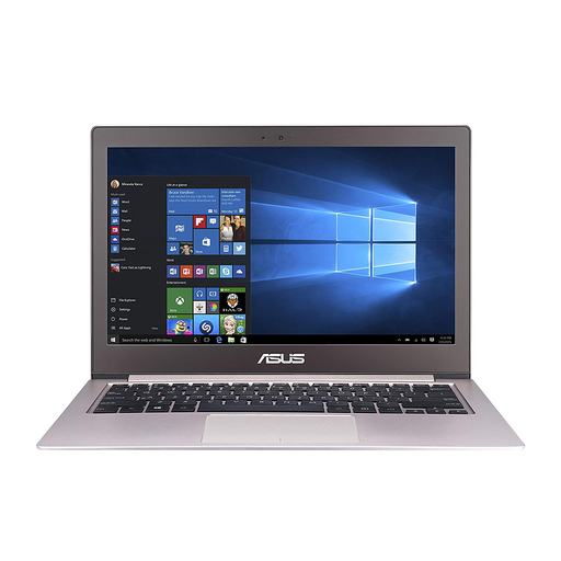"ASUS ZenBook UX303U Notebook, 13.3"" Full HD Display, Intel Core i7-6500u 2.50GHz, 12GB RAM, 256GB SSD, Windows 10 Home 64bit - Grade C"
