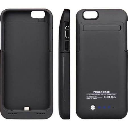 External Battery Power Case - Black