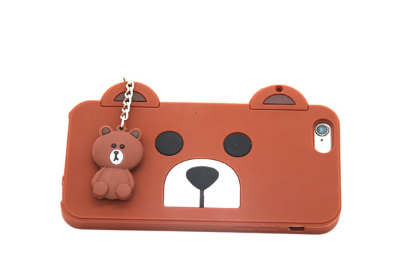 Cute Bear iPhone Case