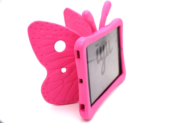 Butterfly Shaped  iPad Mini Case- Pink