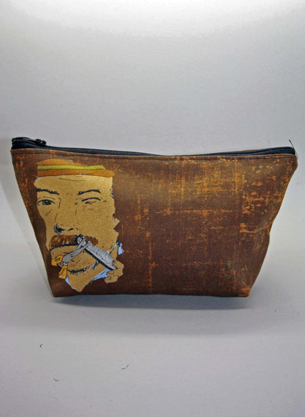 Washbag - 'Colonel Moustache'