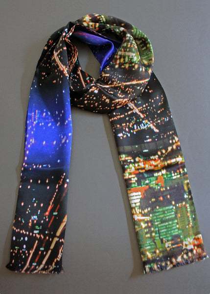 The Skyline Scarf