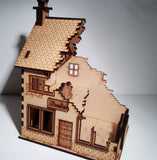 28mm WW2 Village Pack