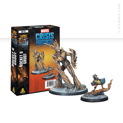 Marvel: Crisis Protocol Rocket and Groot set now available from dark-ops.co.uk