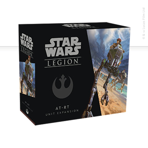 Star Wars: Legion, AT_RT Unit now available from dark-ops.co.uk