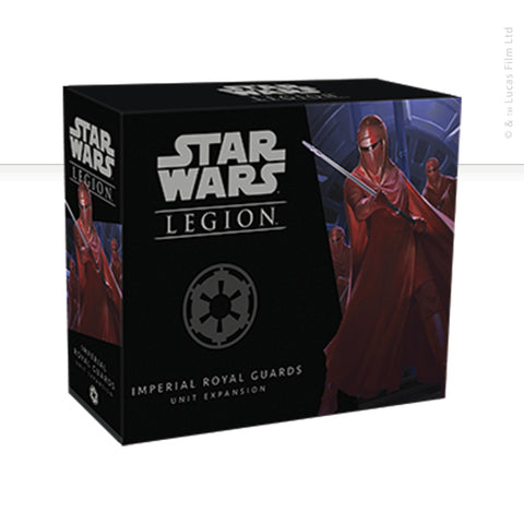 Star Wars: Imperial Royal Guard Unit Expansion