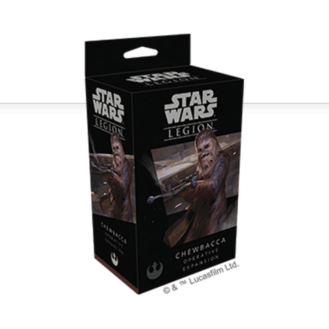 Star Wars: Legion, Chewbacca now available from dark-ops.co.uk
