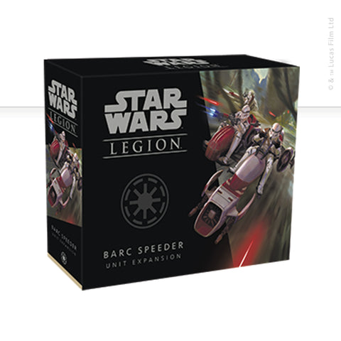 Star Wars: Legion, BARC Speeder Unit now available from dark-ops.co.uk