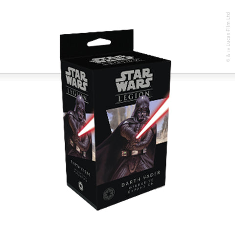 Star Wars: Legion, Darth Vader now available from dark-ops.co.uk