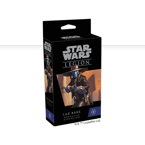 Star Wars: Legion, Cad Bane now available from dark-ops.co.uk