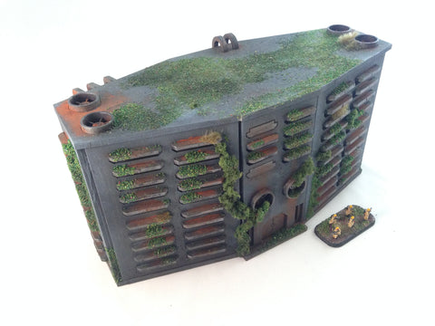 Industrial Cooling Block