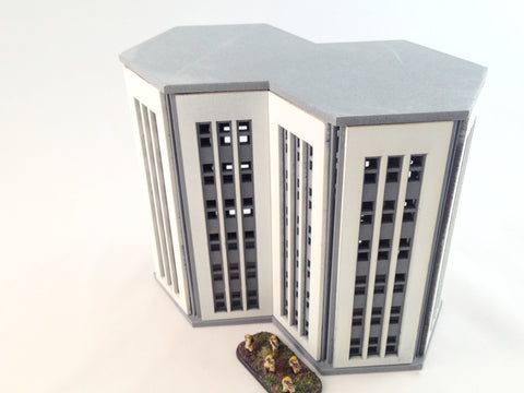 SMALL DOUBLE HEX