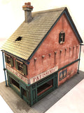 1:48 Scale WWII French Boulangerie