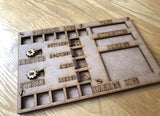 9 Board Tankfest - What A Tanker  mdf Dashboards