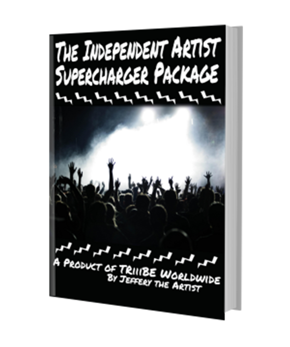 the independent artist supercharger package triiibe worldwide