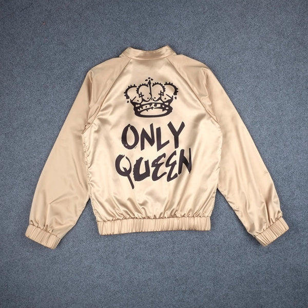Only Queens Silky Bomber