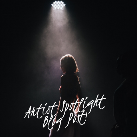 Artist Spotlight Blog Promotion