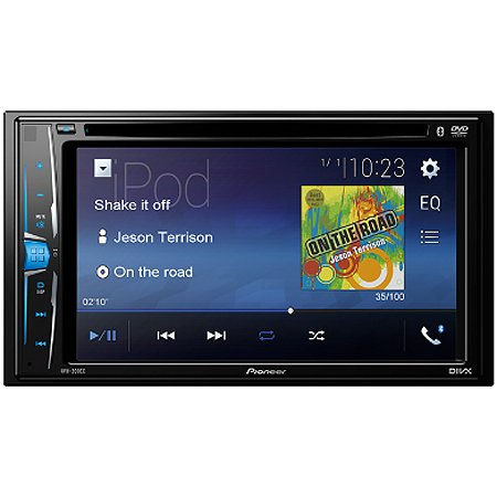 AVH-200EX  6.2″ Double Din Bluetooth Touchscreen