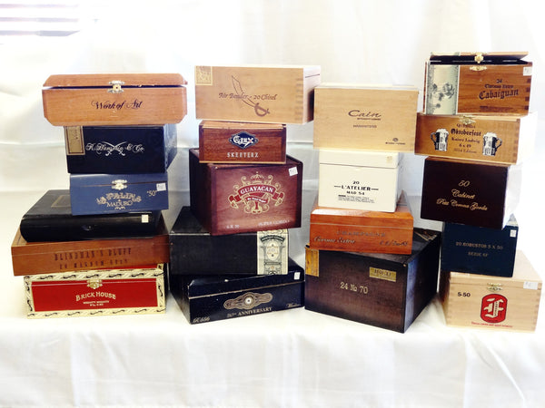 Empty Box Assortment 20 Ct.