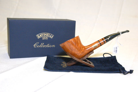 Savinelli Collection 2016 Smooth Natual Pipe