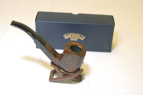 Savinelli Hercules Smooth (619 EX) Pipe