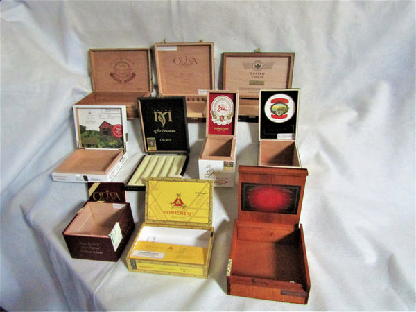 """Melanio"" 10 Empty Box selection"