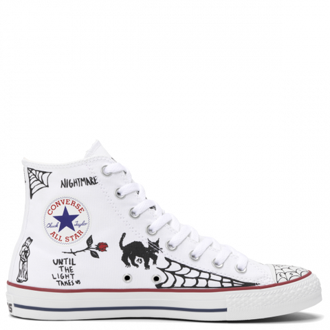 Converse X Sean Pablo CONS CTAS Pro High Top White