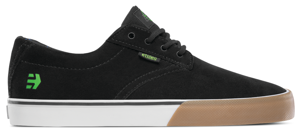 Looking For Aaa Quality Etnies Jameson Vulc x Pyramid Country Sneakers - Black VePpH