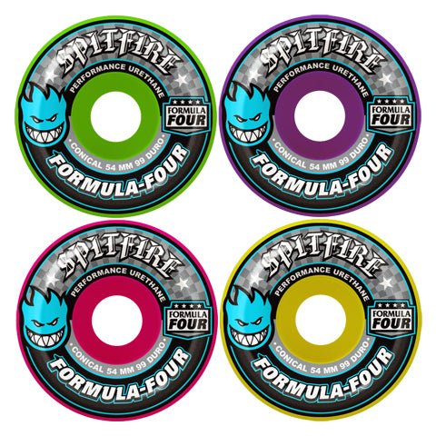 Spitfire Formula Four 99A Razzle Mashup Conical