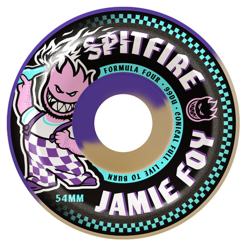 Spitfire Formula Four 99D Jamie Foy Conical Full