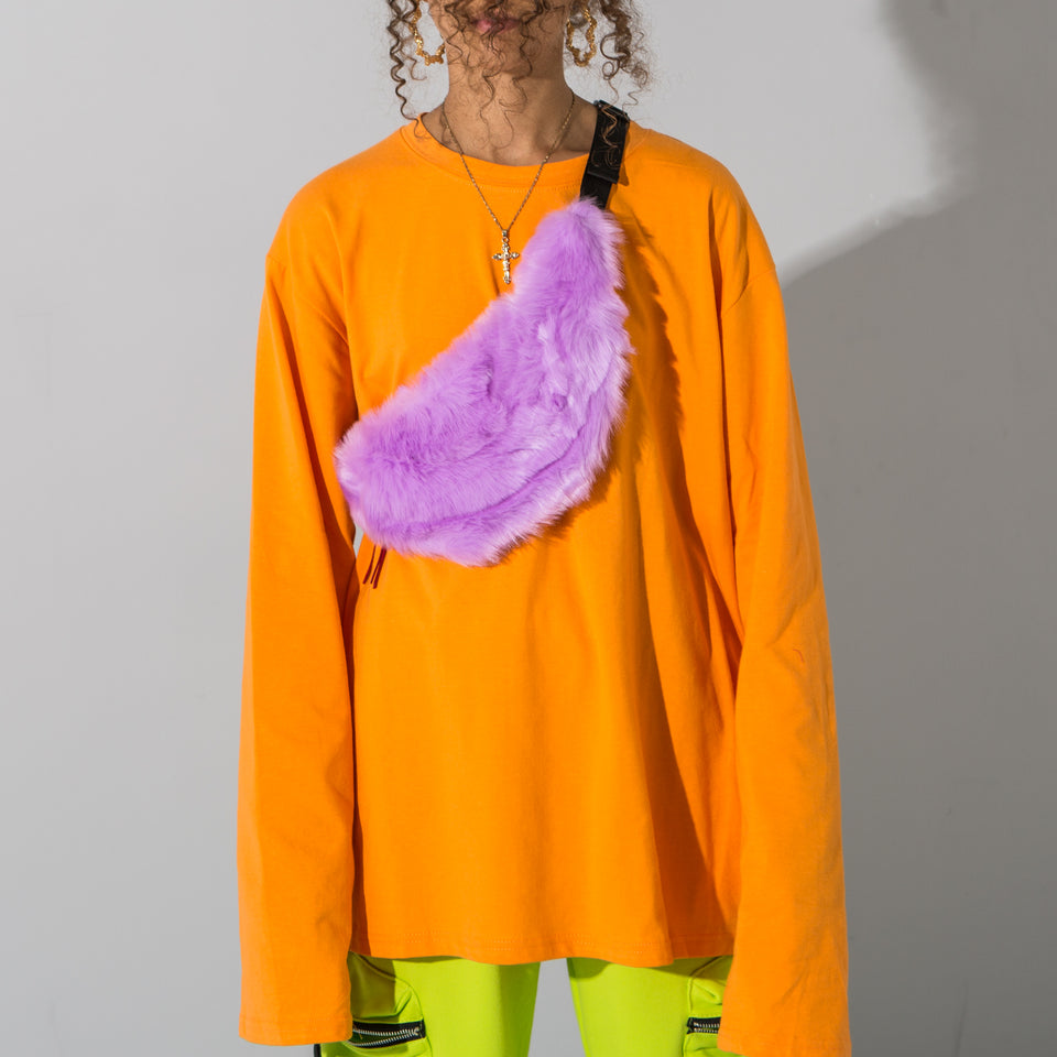 Bright Oversized Long Sleeve*