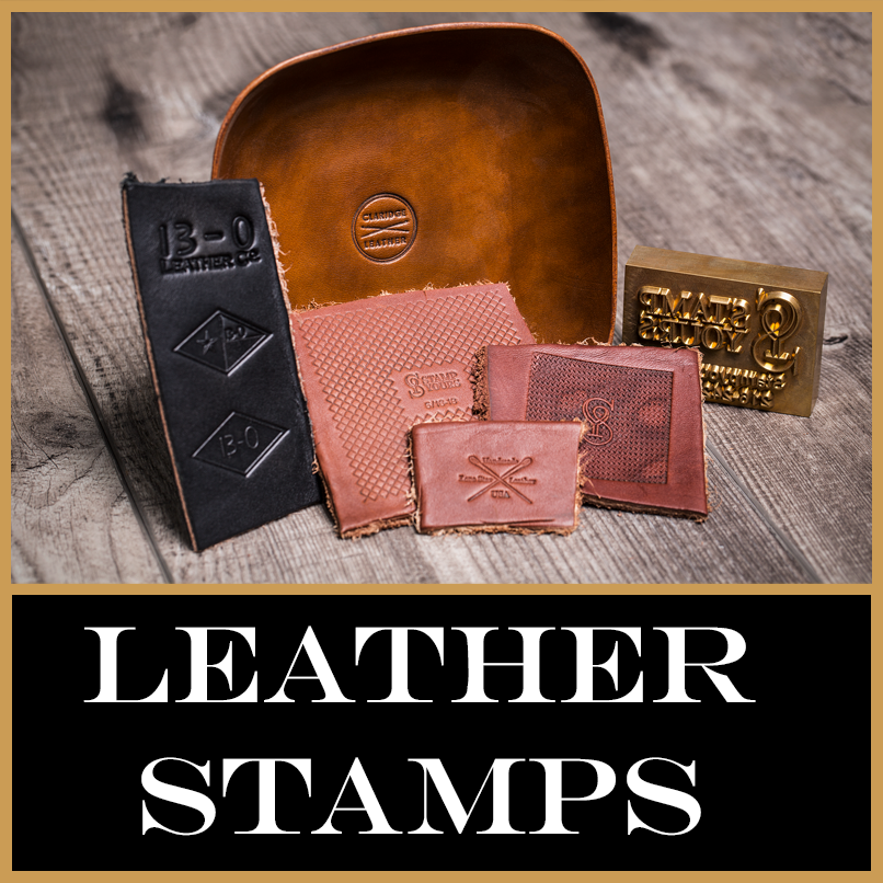 Leather Stamps By Stamp Yours