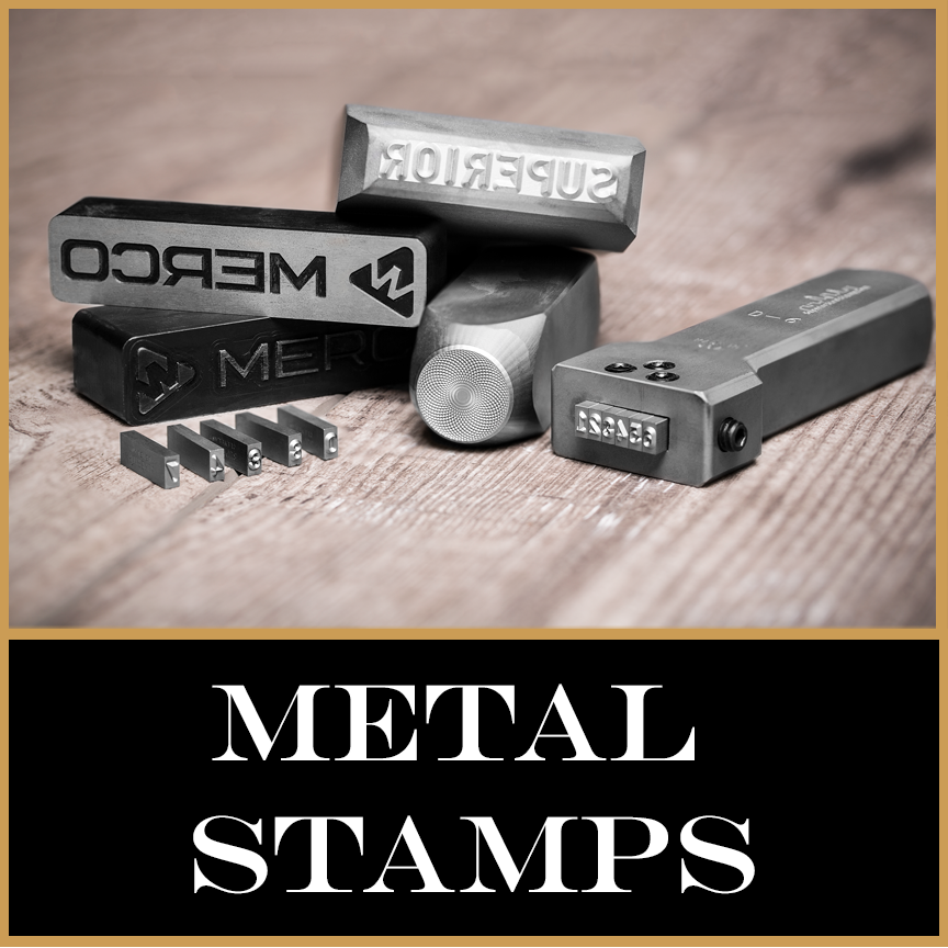 Stamp Yours Precision Made Custom Metal Hand Stamps And
