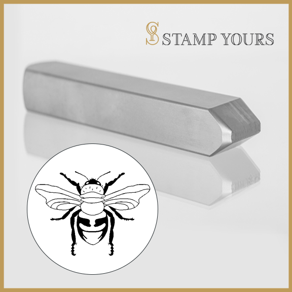 Bumble Bee Metal Stamp - Stamp Yours