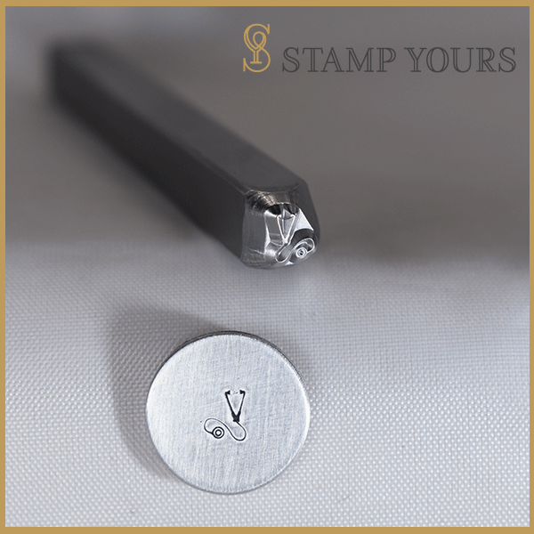 Stethoscope Metal Stamp - Stamp Yours