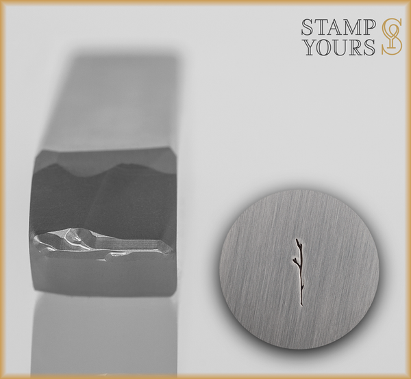 Branch Design Stamp - Stamp Yours