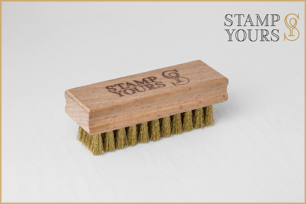Brass Brush - Stamp Yours