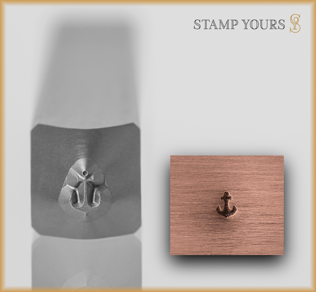 Anchor Design - Stamp Yours