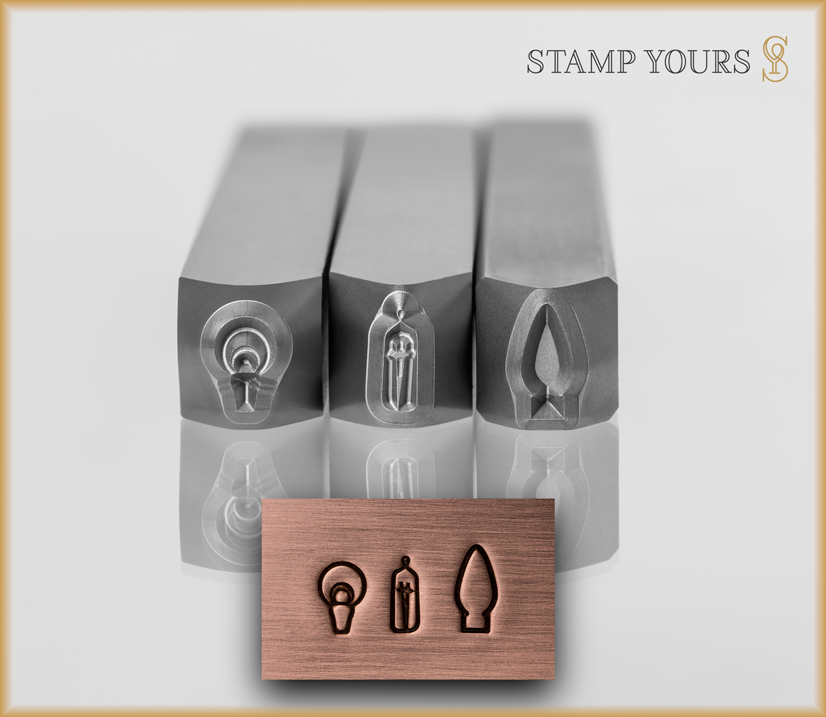 Light Bulbs - Stamp Yours