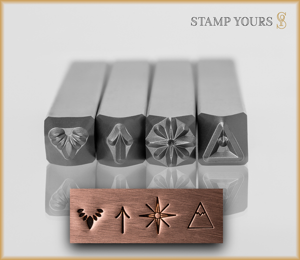 Mandala Set 2 - Stamp Yours