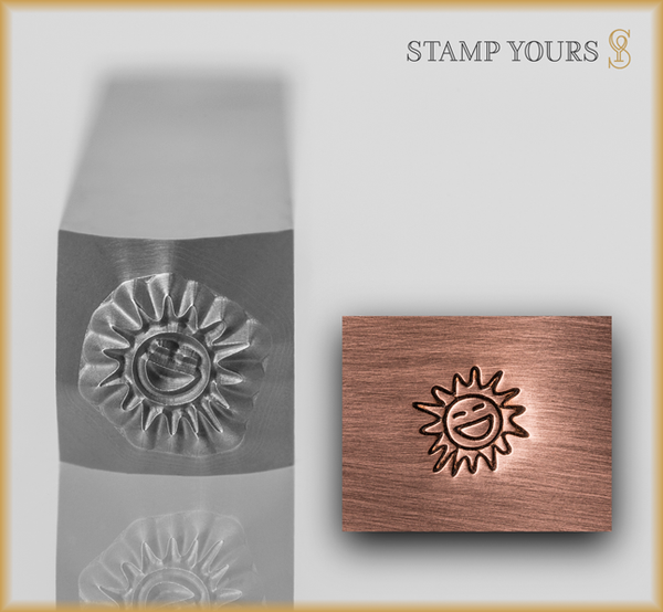 Smiley Sun Design - Stamp Yours