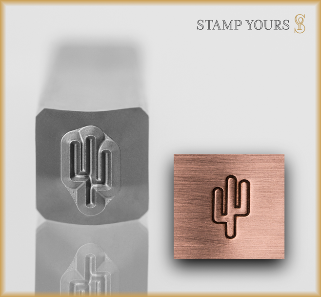 Cactus Design - Stamp Yours