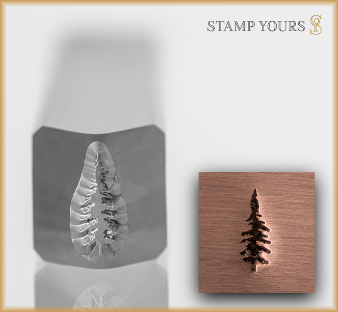 Pine Tree - Stamp Yours