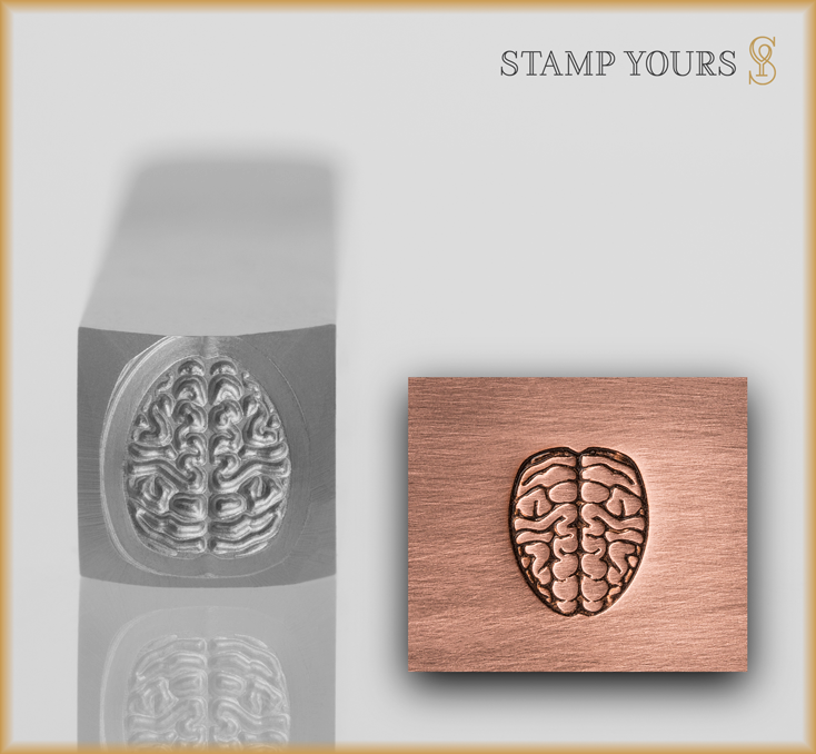 Brain Design - Stamp Yours
