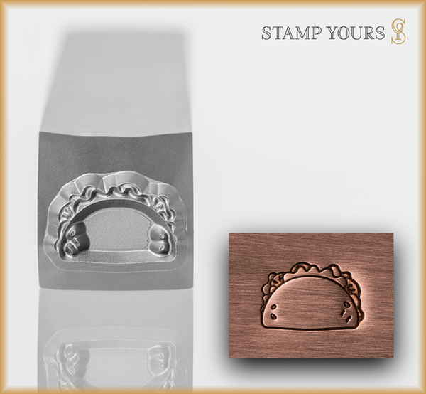 Taco Design - Stamp Yours