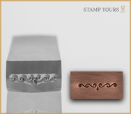 Border Line Design - Stamp Yours