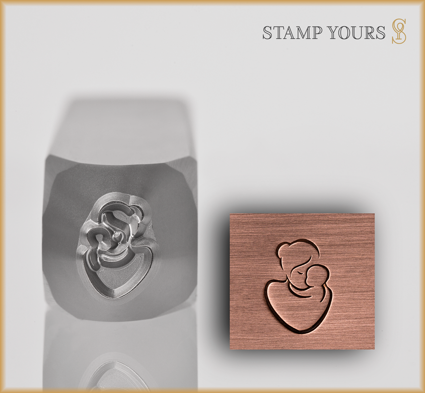 Mother Child Design - Stamp Yours