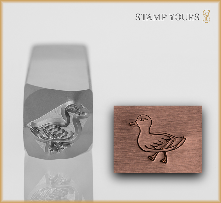 Mother Duck - Stamp Yours