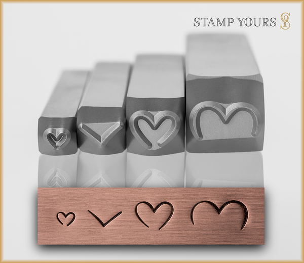 Nesting Hearts Design Set - Stamp Yours