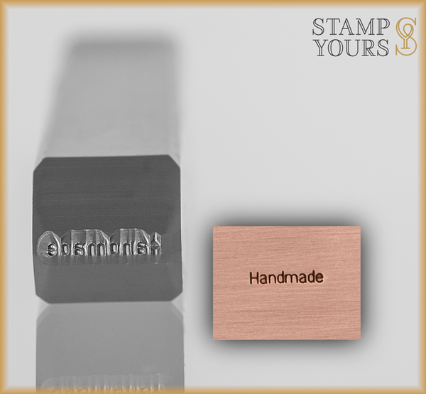 Handmade Design Stamp 1mm - Stamp Yours